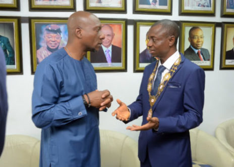 ICSAN Courtesy Visit to NSE, 2019
